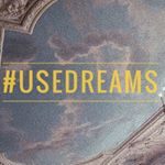 shoutout from usedreams influencer on Instagram