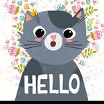shoutout from kittensmajor influencer on Instagram
