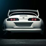 shoutout from __toyota_supra__ influencer on Instagram