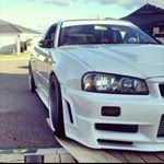 shoutout from __nissan_skyline__ influencer on Instagram