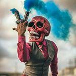 shoutout from the.villain.skull influencer on Instagram